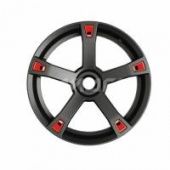 Wheel Accents - Adrenaline Red All Ryker models, except Rally Edition Встака в диск колеса